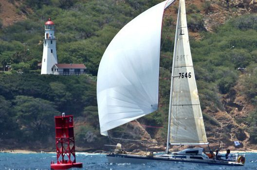 Peregrine Wins Transpac 2011 Division VI  Using Bluewater Racing
